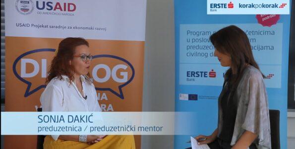 Erste banka Srbija: Značaj mentorske podrške za razvoj malog biznisa